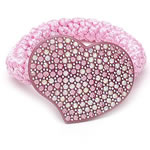 [Aznavour Paris] Ponytail Holder - Heart