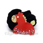 [Aznavour Paris] Ponytail Holder - Pony