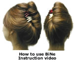 [BiNe] 1 Video CD - How to use BiNe