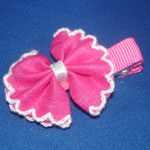 [EHA Kids] Kids Hair Clamp - Bow