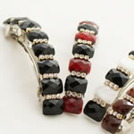 [EHA Premium] Hair Barrette - Eight Homaica Beads