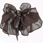 [EHA Premium] Bun Holders / Bun Covers - Glittering Brown