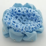 [E.H.A.Premium] Sunflower Bun Holder / Bun Cover - Sky Blue