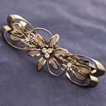 [EHA Premium] Hair Barrette - Like Feather 3 Flowers