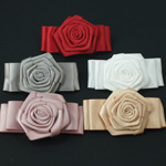 [E. Hair Accessories] Hair Barrette  - Small Rose
