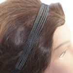 [E. Hair Accessories] Headband - Six Row Elastic Band