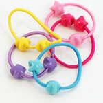 [E. Hair Accessories] Bundle of Small Pony Holders for Little Girls