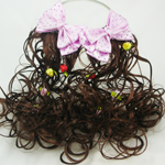 [E. Hair Accessories] Kids Hair Pin Set - Curly Hair