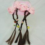 [E. Hair Accessories] Kids Hair Pin Set - Braided Hair