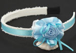 [E. Hair Accessories K] Headband - Flower II