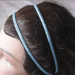 [Elegant Hair Accessories] Headband - Elastic Double Bands