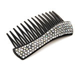 [Rena Chris Paris] Hair Combs - Full of Crystals