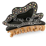 [Rena Chris Paris] Hair claws - Mademoiselle