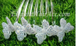 [Aznavour Paris] Hair Combs - Sweet Butterflies (4)