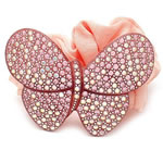 [Aznavour Paris] Ponytail Holder - Round Butterfly