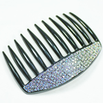[Blue Bird] French Comb - Full of Crystals