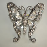 [Eternel] Brooch - Slim Butterfly