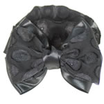 [EHA Premium] Bun Holders / Bun Covers - SR Nested Circles Black