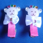 [EHA Kids] Kids Hair Pin set - Bears
