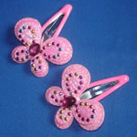 [EHA Premium K] Hair Pin Set - Butterfly