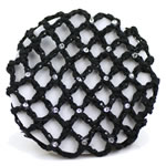 [EHA Premium] Bun Holder / Bun Cover - Bun Net with Crystal