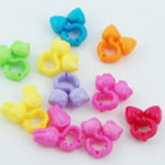 [EHA Premium] Kids Hair Rings - Mixed Color of Hair Rings