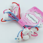 [EHA Preminum] Ponytail Holders - Mini Kitty
