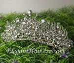 [Eternel]  Hair Comb  & Tiara - Crown