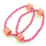 [E. Hair Accessories K] Ponytail Holders - Stripes