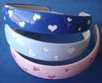 [E. Hair Accessories] Headband - Hearts