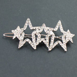 [E. Hair Accessories] Point Hairpin - Shining Stars