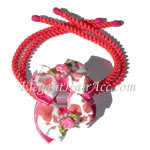 [Elegant Hair Accessories Kids] Ponytail Holders - Ribbon