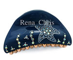 [Rena Chris Paris] Hair claws - Star Fish